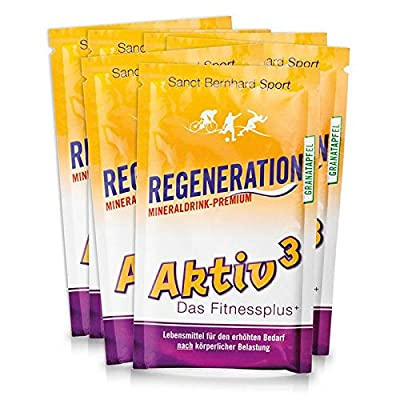 Aktiv³ Regeneration Mineraldrink-Premium 11 Sachets