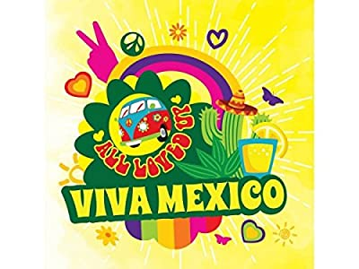 Big Mouth All Loved Up Viva Mexico Aroma von Big Mouth