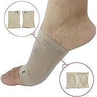 Orthopedische Einlegesohle, Hohlfuss Stütze, Gel, Silikon Gel Fersensporn, Fuß, Fußgewölbe Ärmel, Arch Bandage... preisvergleich bei billige-tabletten.eu