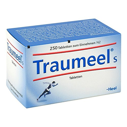 Traumeel S Tabletten 250 stk