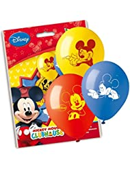 Sans Marque - 10 Ballons Gonflables Mickey