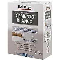 5448B11 - Cemento blanco aditivado para cerámica Beissier 1,5 kg