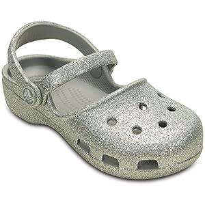 Crocs Crocs Karin Sparkle Clog K Girls Slip on