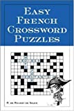 Easy French Crossword Puzzles (Language - French)