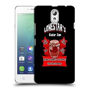 Snoogg Lonestar'S Designer Protective Back Case Cover For LENOVO VIBE P1