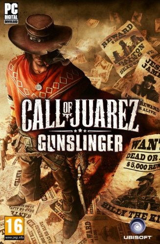 Call of Juarez Gunslinger Steam Code (PC)