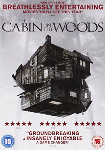 The Cabin In The Woods [DVD] [2017]