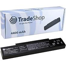 Cheerlink - Batería para portátiles Samsung NP-Q320, NP-Q430, Q530, R23, R530, R590, E151, RV720, R439, R440, 70A00D/SEG, Q318, R408, R458, R468, R510, R519, R710, R522, R520, R580, Hawk R460, R505, R509 y R730, 4400 mAh, color negro