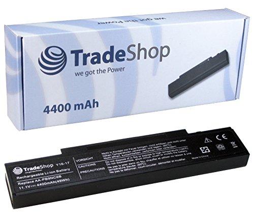 Batterie d'ordinateur Portable Haute Performance 4400mAh pour Samsung FS04R505remplace AA-PB9NC6B AA AA-PB9NS6B9AA AA-PB9NS6B AA-PB9NC6W AA PB-de 9NS de 6B AA PB de 9NC 6/B 9