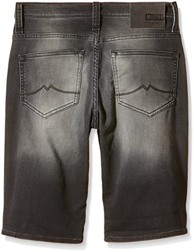 Mustang Herren Chicago Short Grau (Scratched Grey 435)