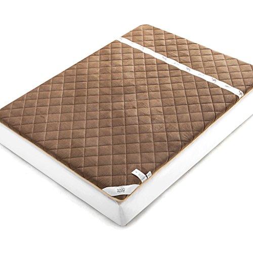 MMM- Matelas simple d'épaississement de matelas de lit de 1.8m / 1.5m de matelas d'épaississement de 7cm confortable respirable pour la chambre à coucher/étude / salon (taille : 150 * 200cm(5 feet))