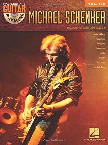 Michael schenker guitare+CD (Guitar Play-Along)