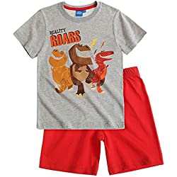 The Good Dinosaur Chicos Pijama mangas cortas - Rojo - 116