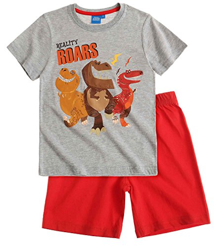 4ab0e842f4 The Good Dinosaur Chicos Pijama mangas cortas - Rojo - 116