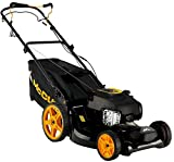 McCulloch M51-140WF Self Propelled Petrol Rotary Lawnmower 510mm Cut with Briggs & Stratton 140cc Engine