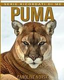 Puma: Libro Sui Puma Per Bambini Con Foto Stupende & Storie Divertenti