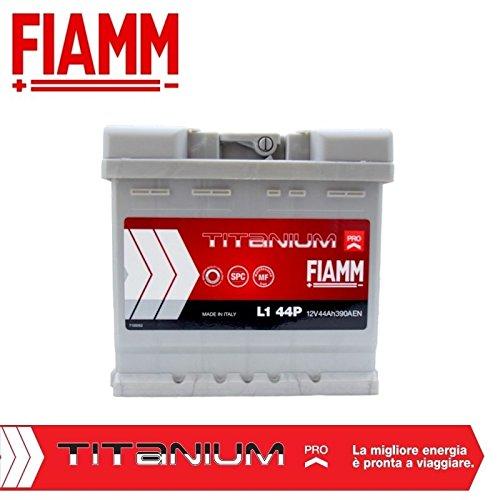 Fiamm L1 44P Batteria Auto Titanium Pro 12V 44Ah 360A/EN