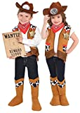Best Kids Cowboy Boots - Western Kit Kids Fancy Dress Wild West Rodeo Review