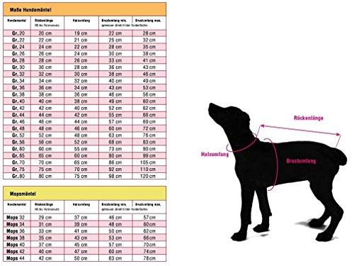 Wolters Strickpullover Elch Hunde Pullover Hundbekleidung beige/braun XS – XL - 3