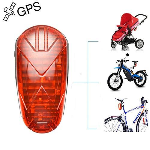 Rastreador Gps Bicicleta GPS Tracker Localizador GPS Bicicleta La Batería de Larga...