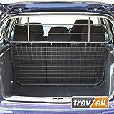 Travall® Guard Hundegitter TDG0331 - Maßgeschneidertes Trenngitter in Original Qualität