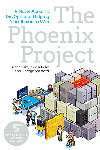 The Phoenix Project: A Novel about IT, DevOps, and Helping Your Business Win (English Edition) por Gene Kim