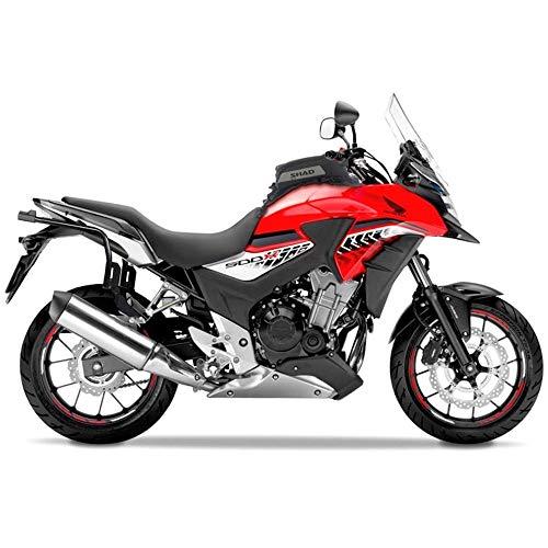 SHAD H0CX57IF 3P System Honda CB500X 2013-2017