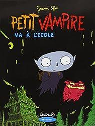 Petit vampire va à l'école
