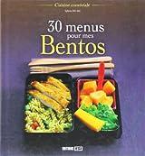 30 menus pour mes Bentos