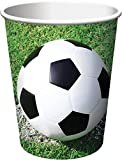 Gobelets-Thme-Football-lot-de-8-Taille-Unique