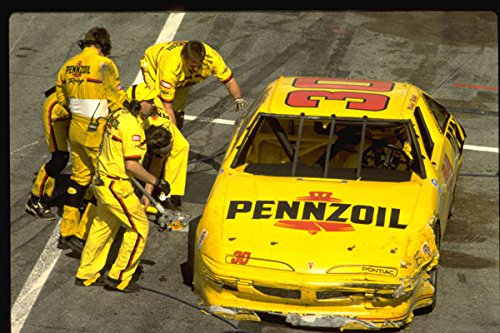 717074-michael-waltrip-pennzoil-pontiac-a4-photo-poster-print-10x8