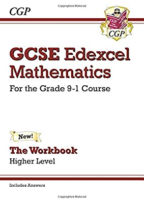 GCSE Maths Edexcel Workbook: Higher - for the Grade 9-1 Course (includes Answers): The Workbook – Higher Level (CGP GCSE Maths 9-1 Revision) by Coordination Group Publications Ltd (Cgp)