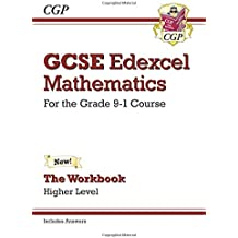 GCSE Maths Edexcel Workbook: Higher - for the Grade 9-1 Course (includes Answers): The Workbook – Higher Level (CGP GCSE Maths 9-1 Revision)
