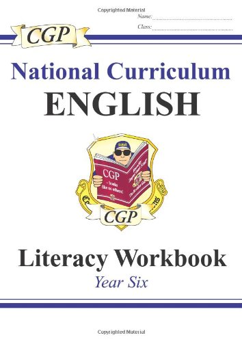 KS2 English Literacy Workbook - Year 6: Year 6 Pt. 1 & 2