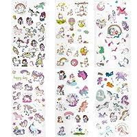 New Celebration Cute 3d Puffy Kids Stickers Craft Scrapbook Self Adhesive Reusable Dinosaur Princess Spider-man Emoji Smiley Butterfly Animals