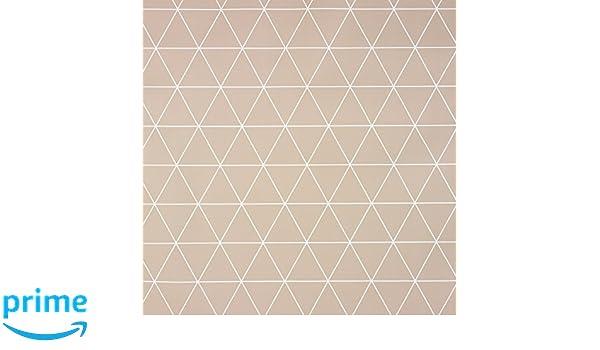 quadrata o rettangolare Rectangle 140 x 200cm long Tortora beige. Tovaglia cerata in PVC color grigio talpa con motivo geometrico ovale 55 x 80 forma rotonda