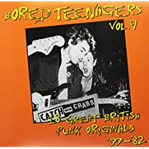 Bored Teenagers Vol 9 [VINYL]