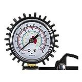 STIER Reifenfüll-Messgerät I Messbereich 0 bis 15 bar I Arbeitsbetriebsdruck 6,3 bar I Schlauchlänge 35mm I Druckluft Reifenfüller I