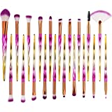 Pennelli Make Up Set Pennelli Trucco,Pennelli Make Up Set Pennelli Trucco,Pinceaux Maquillage Cosmétique Professionnel,Pinselset Make Up Pinsel Set,Profesionales Para Maquillaje Kit,20Pzas Degradad