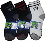 #4: Men's Cotton Sports Ankle Socks