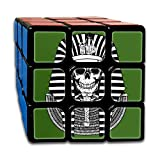 Nicegift Egyptian Pharaoh Skull 3x3 Smooth Speed Magic Rubiks Cube...