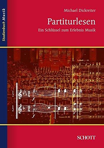 Partiturlesen-Ein-Schlssel-zum-Erlebnis-Musik-Studienbuch-Musik