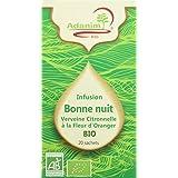 Moulin des Moines Infusion de Verveine Citronnelle 30 g BIO - Lot de 4