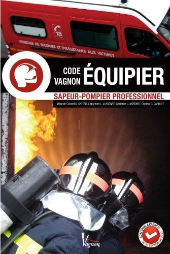 Equipier sapeur-pompier professionnel par Didier Gateau