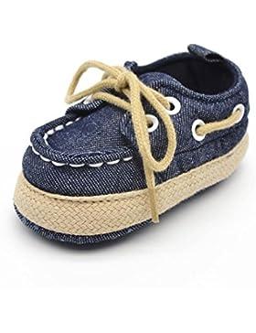 Ouneed® Krabbelschuhe , 0-18 Monate Baby Kind Kind Jungen Mädchen weich Sohle Sneaker Kleinkind Schuhe