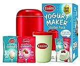 EasiYo Home-made Yoghurt Making Kit. Includes Maker, Jar & 2 Sachets