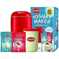 Starter-Set: EasiYo 1kg-Joghurtbereiter und 2 Beutel