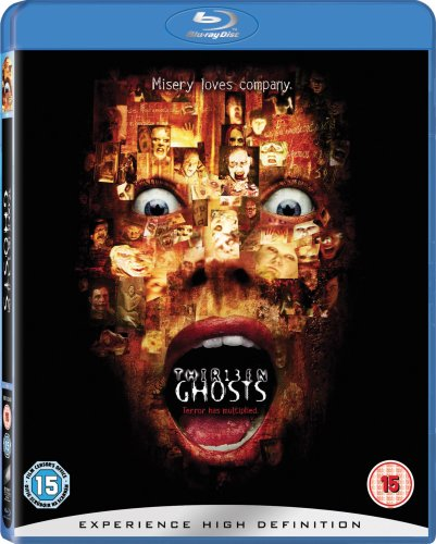 13 Ghosts [Blu-ray] [UK Import] (Home Columbia Adler)