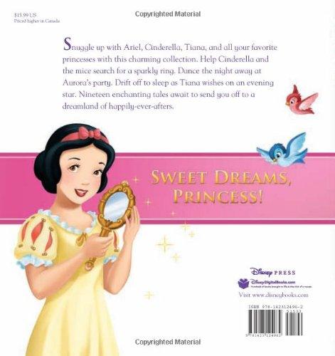 Princess Bedtime Stories (Disney Princess)
