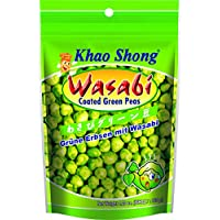 Khao Shong, Guisante deshidratado - 12 de 120 gr. (Total 1440 gr.